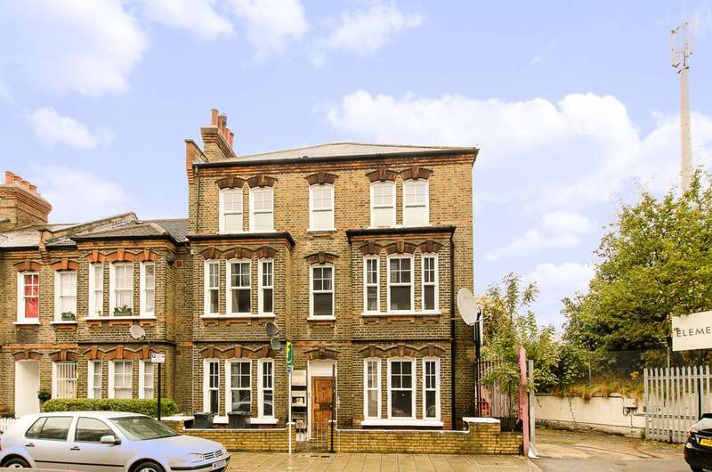 1 Bedroom Flat for sale in Shakespeare Road, Brixton, SE24