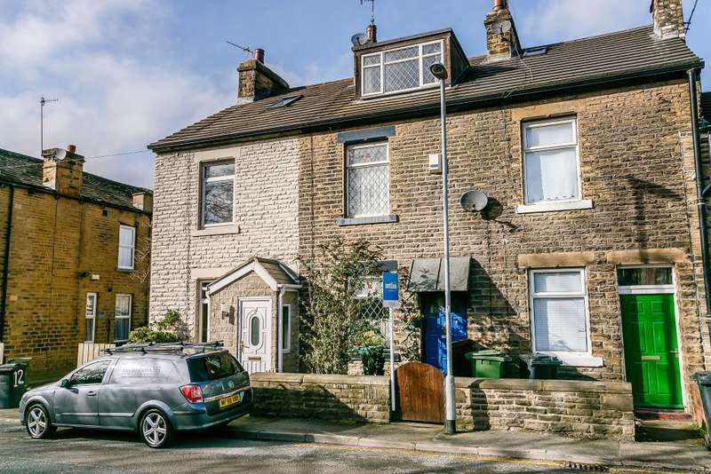 2 Bedrooms Terraced House for sale in Varley Street, Pudsey, LS28 6AN