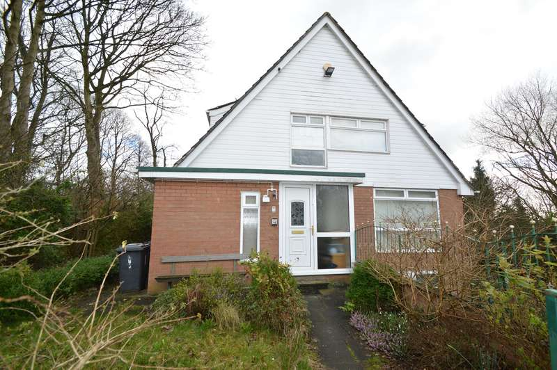 4 Bedrooms Detached House for sale in Healey Close, Salford, M7