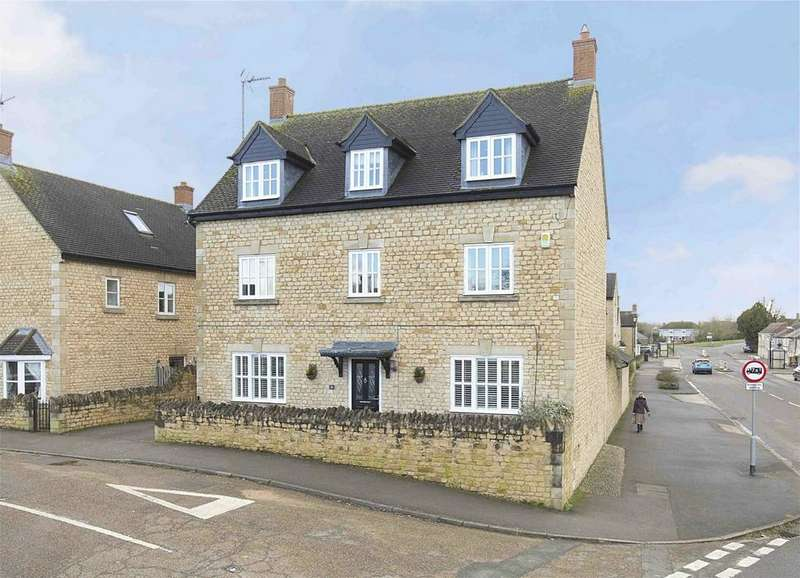 5 Bedrooms Detached House for sale in Church Walk, Weldon, Northamptonshire