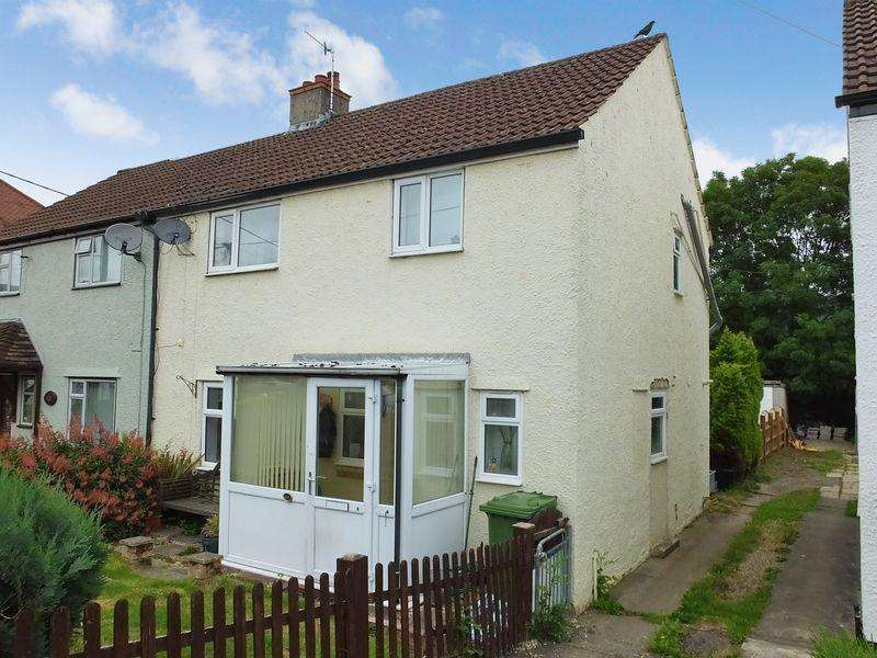 3 Bedrooms Semi Detached House for sale in Brynglas, Giilwern