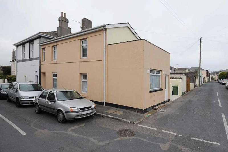 2 Bedrooms End Of Terrace House for sale in Victoria Park Road, Torquay