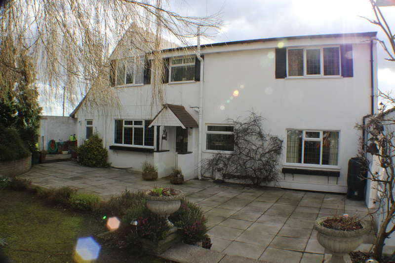 4 Bedrooms Detached House for sale in Mansfield Road, Papplewick