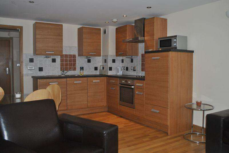 1 Bedroom Apartment Flat for sale in Byron Halls, Byron Street, Bradford BD3 0AR