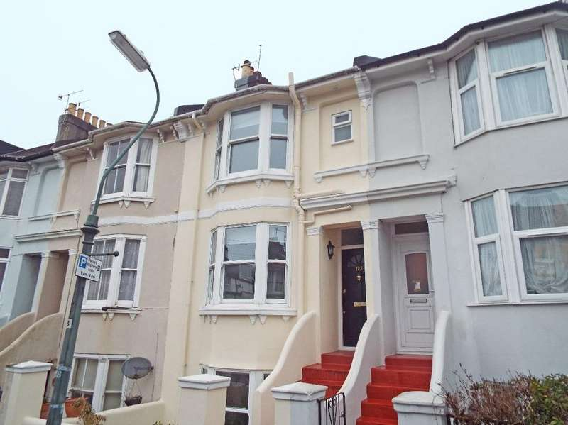 4 Bedrooms Terraced House for sale in Livingstone Road Hove East Sussex BN3