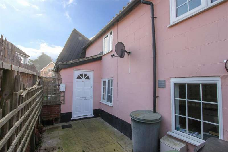 2 Bedrooms Cottage House for sale in Wellington Road, Eye, Suffolk