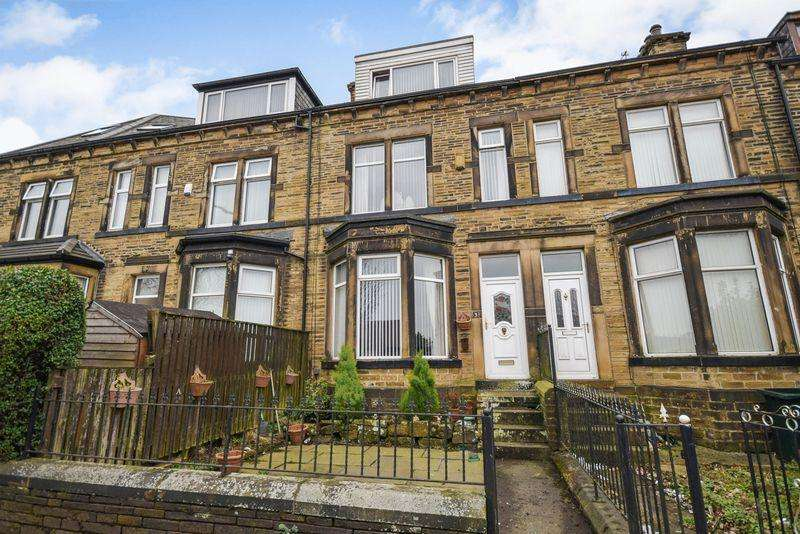 3 Bedrooms Terraced House for sale in Norman Lane, Eccleshill, Bradford BD2
