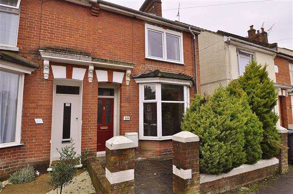 2 Bedrooms Semi Detached House for sale in ASHFORD TN23