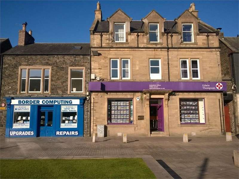 4 Bedrooms Maisonette Flat for sale in Overhaugh Street, Galashiels, Scottish Borders
