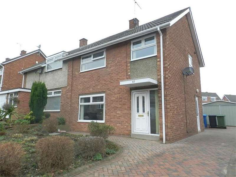 3 Bedrooms Semi Detached House for sale in Mackenzie Crescent, Burncross, SHEFFIELD, South Yorkshire