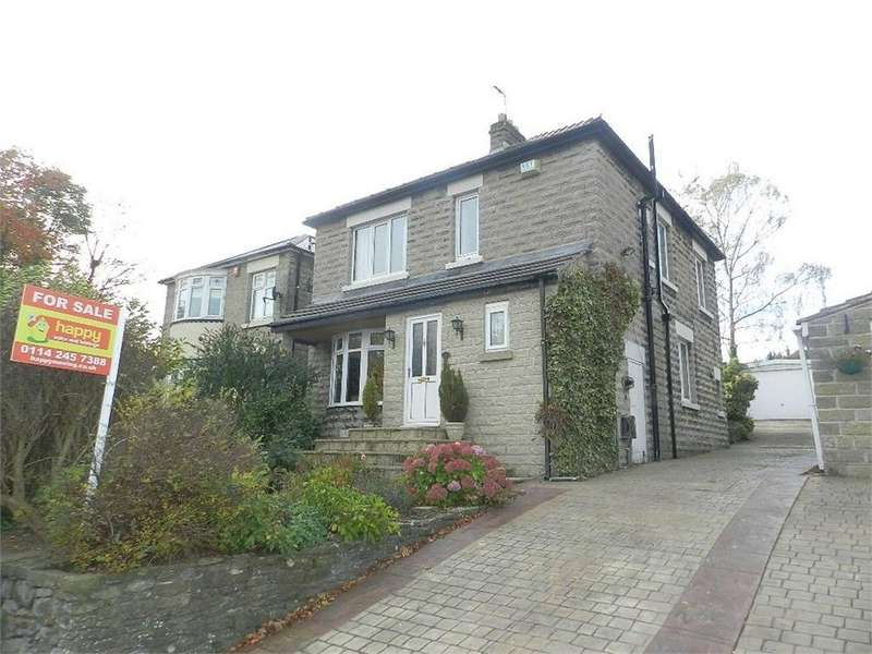 3 Bedrooms Detached House for sale in Penistone Road, Grenoside, SHEFFIELD, South Yorkshire