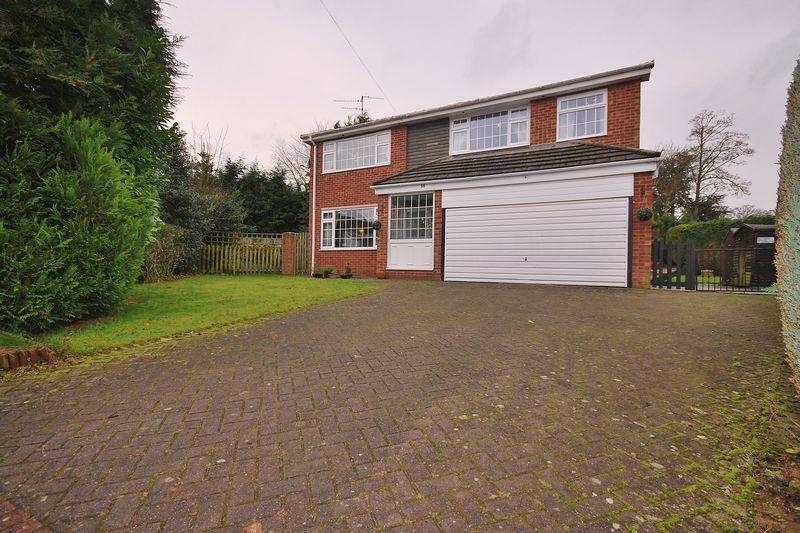 4 Bedrooms Detached House for sale in Wheatlands Drive, Beverley