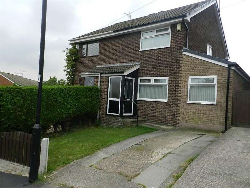 3 Bedrooms Semi Detached House for sale in Blackburn Drive, Chapeltown, SHEFFIELD, South Yorkshire