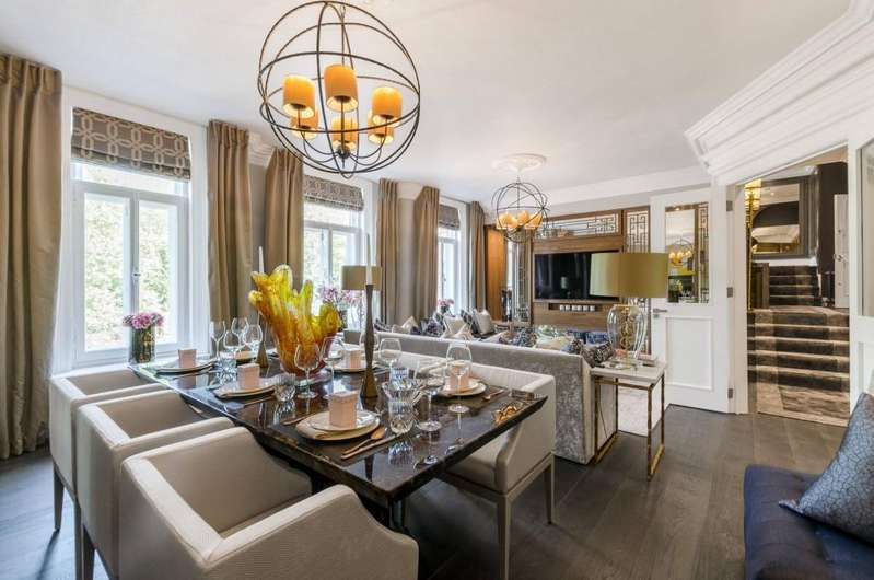 3 Bedrooms Flat for sale in Hans Place, Knightsbridge, SW1X