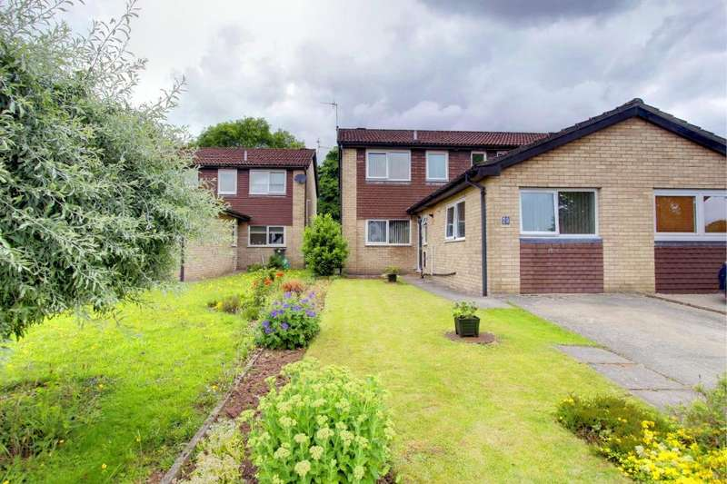 3 Bedrooms Semi Detached House for sale in Hampton Crescent West, Cyncoed, CF23 6RB
