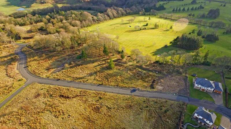 Plot Commercial for sale in Ballochmyle Estate, Catrine Road, Mauchline, Ayrshire, KA5 6JZ