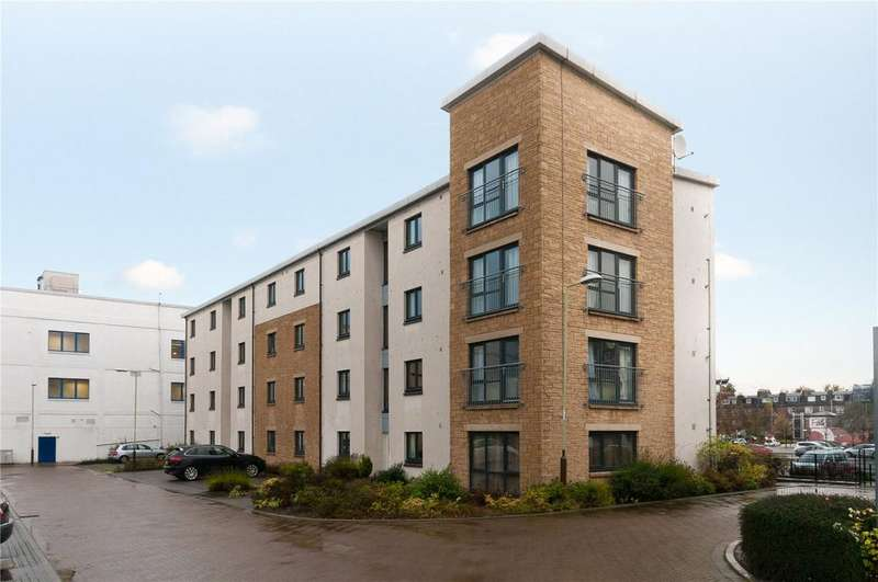 2 Bedrooms Flat for sale in 128 Monart Road, Perth, PH1