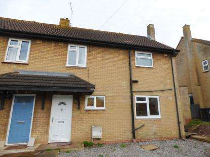 3 Bedrooms Semi Detached House for sale in Locking, Weston-super-Mare