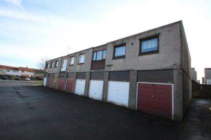 2 Bedrooms Flat for sale in Forres Drive, Glenrothes