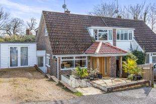 3 Bedrooms Semi Detached House for sale in Elmleigh, Midhurst, West Sussex, .