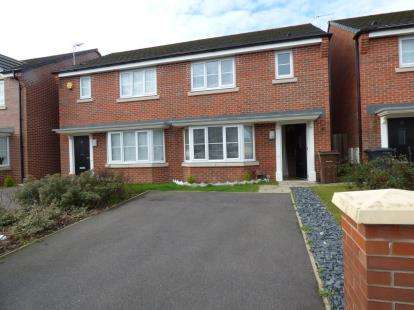 3 Bedrooms Semi Detached House for sale in Province Road, Bootle, Liverpool, Merseyside, L20