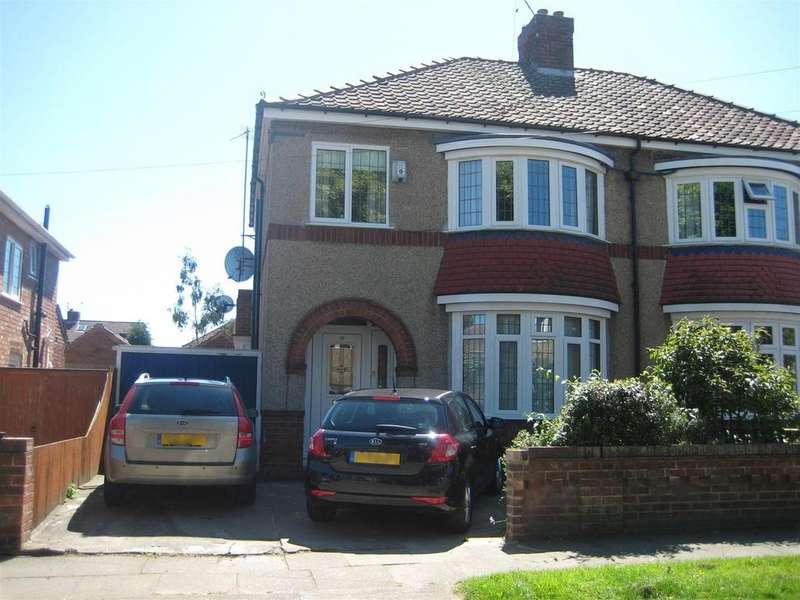 3 Bedrooms Semi Detached House for sale in Clareville Road, Darlington