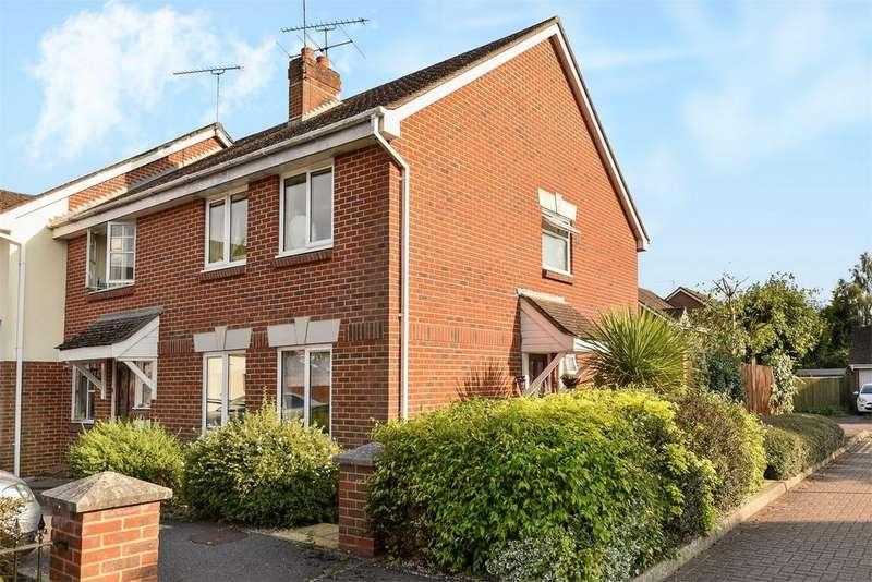 3 Bedrooms End Of Terrace House for sale in Farnham, Surrey