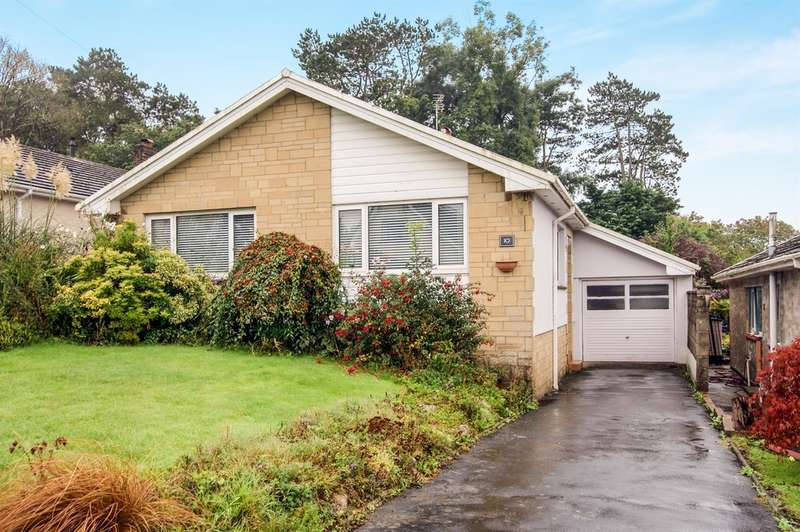 3 Bedrooms Detached Bungalow for sale in Christopher Rise, Pontlliw, Swansea