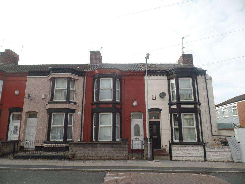 3 Bedrooms Terraced House for sale in 41 Gray Street, Bootle