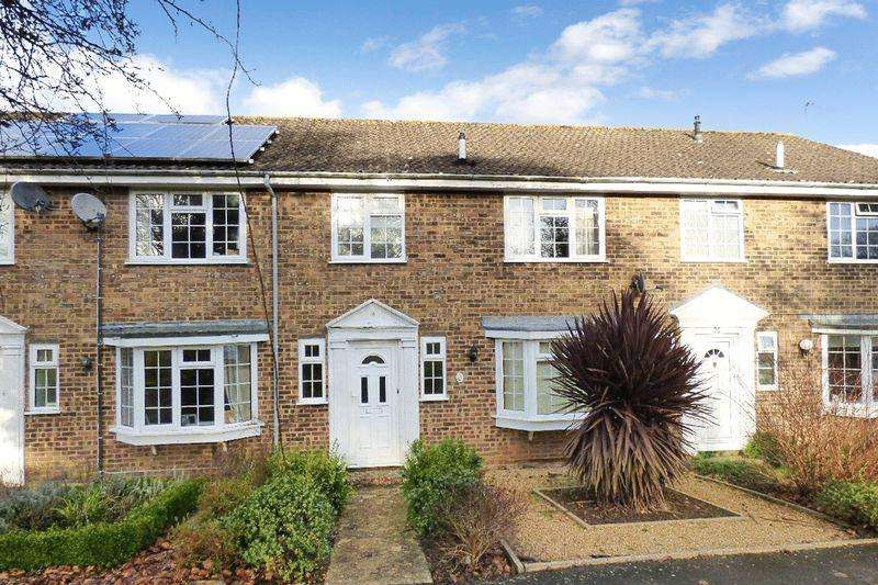 3 Bedrooms Terraced House for sale in Leveller Road, Newick