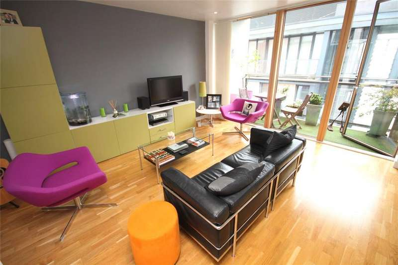 2 Bedrooms Flat for sale in The Base, Arundel Street, Manchester, M15