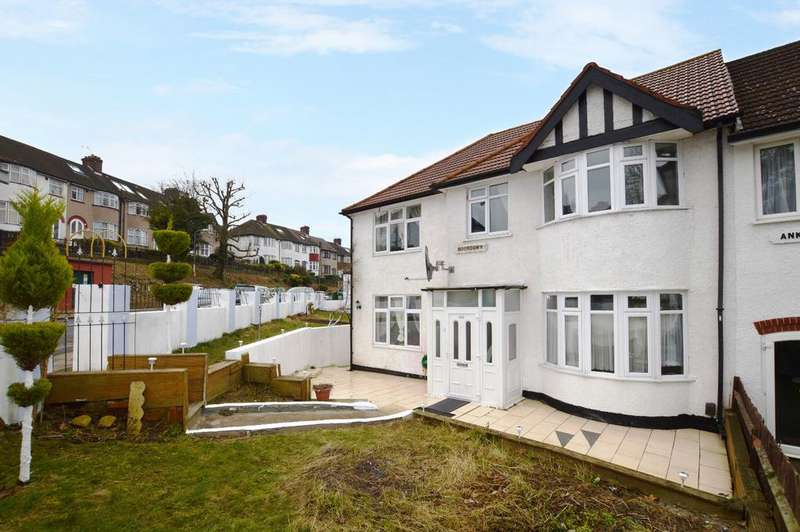 5 Bedrooms Semi Detached House for sale in Moordown London SE18