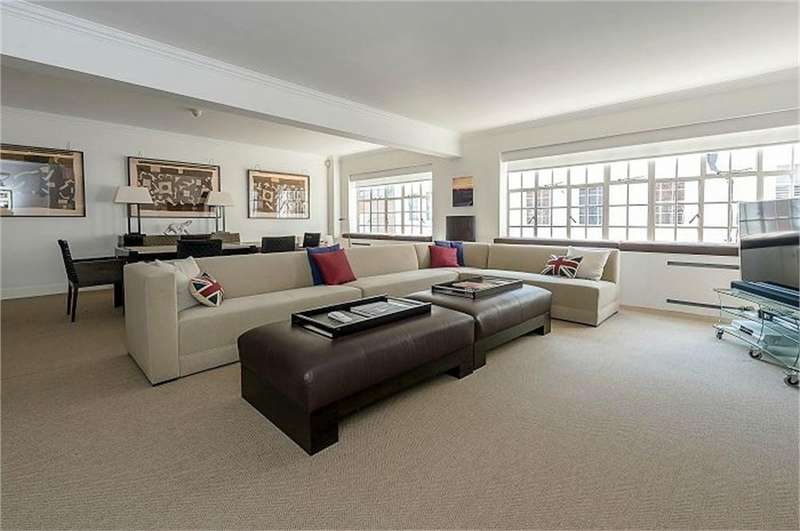 5 Bedrooms Flat for sale in Chalfont House, 19-21 Chesham Street, London