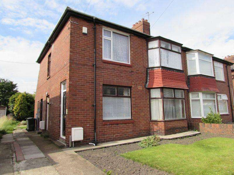 2 Bedrooms Flat for sale in Dene Crescent, Wallsend - Two Bed First Floor Flat