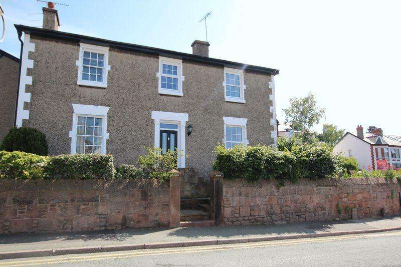 3 Bedrooms Semi Detached House for sale in Holywell House, Lower Heswall