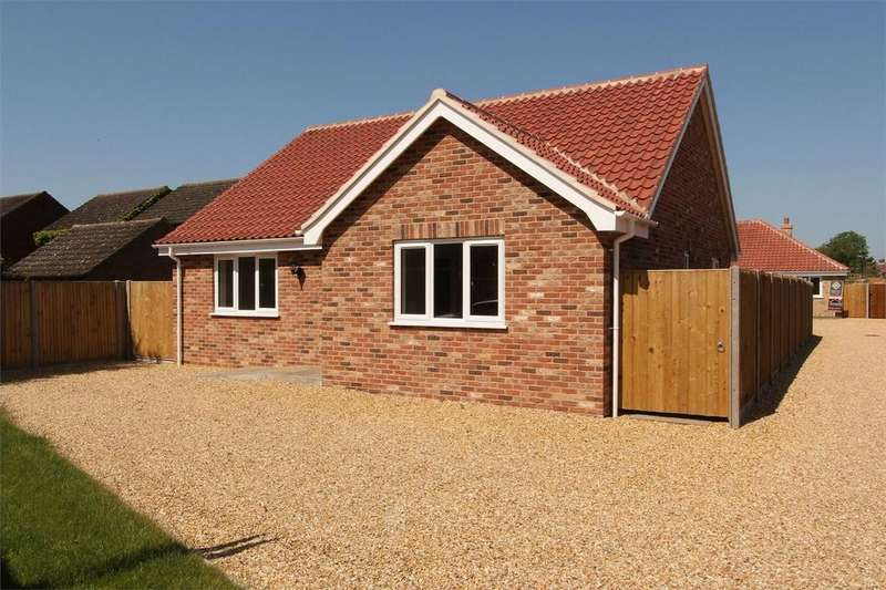3 Bedrooms Detached Bungalow for sale in Woodside Park, Attleborough, Norfolk