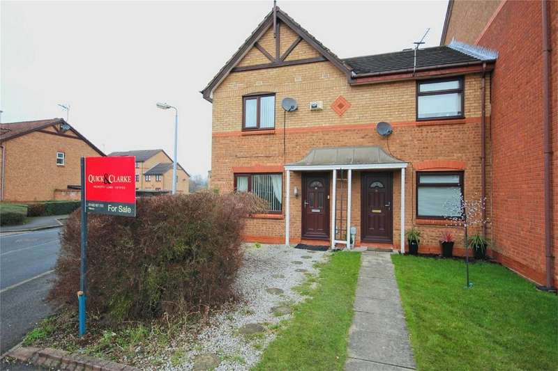 3 Bedrooms End Of Terrace House for sale in Lowdale Close, Hull, East Riding of Yorkshire