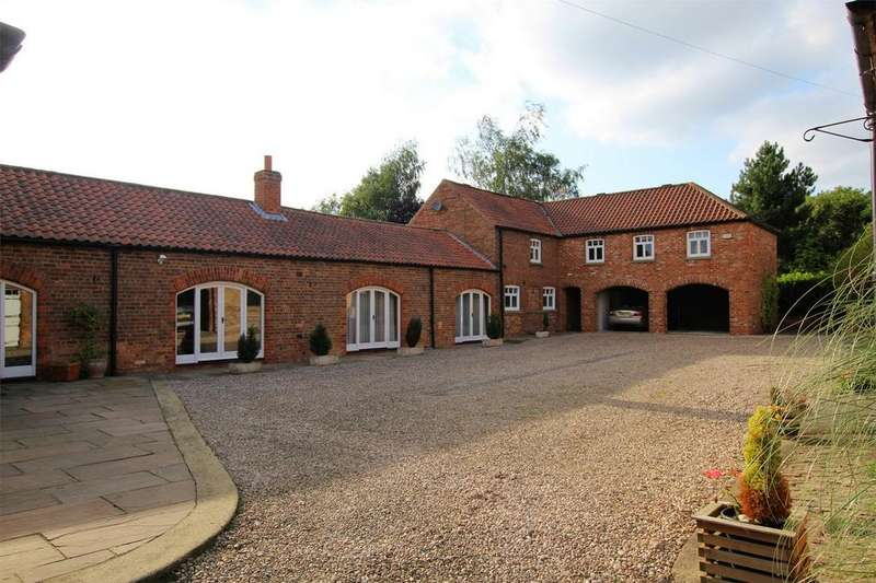 4 Bedrooms Barn Conversion Character Property for sale in The Mires, North Newbald