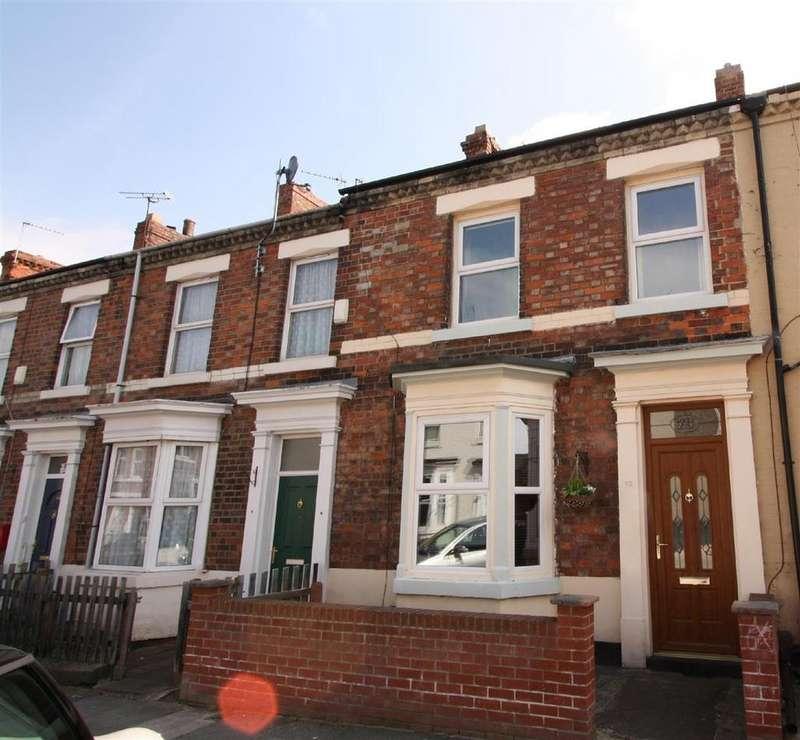 3 Bedrooms Terraced House for sale in Pensbury Street, Darlington