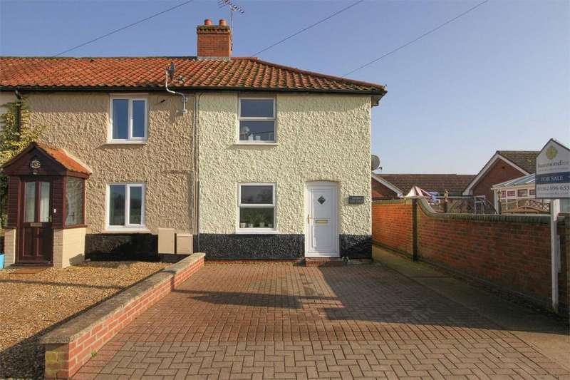 1 Bedroom End Of Terrace House for sale in Hale Road, Ashill, Norfolk