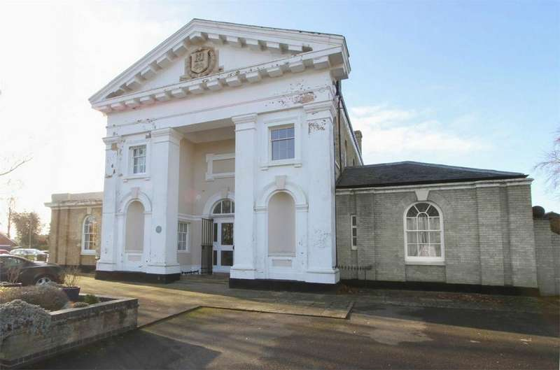 1 Bedroom Flat for sale in The Shirehall, Beech Close, Swaffham, Norfolk