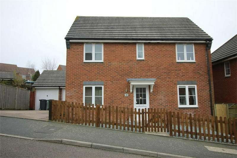 3 Bedrooms Detached House for sale in Harbour Way, ST LEONARDS-ON-SEA, East Sussex