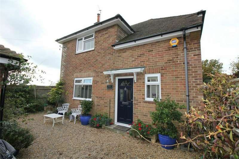 3 Bedrooms Detached House for sale in The Old Police House, NETHERFIELD, East Sussex