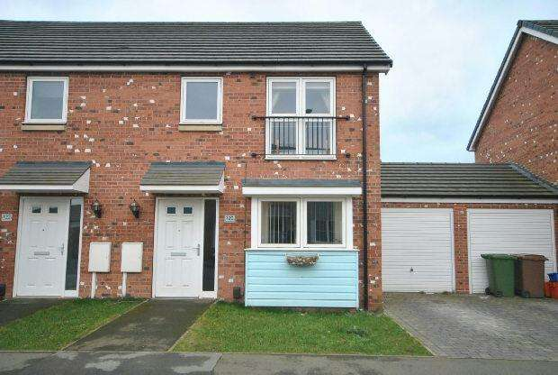 3 Bedrooms Semi Detached House for sale in Sorrel Road, GRIMSBY