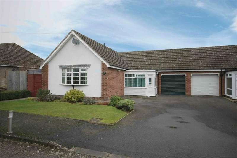 3 Bedrooms Detached Bungalow for sale in South View Road, Long Lawford, RUGBY, Warwickshire