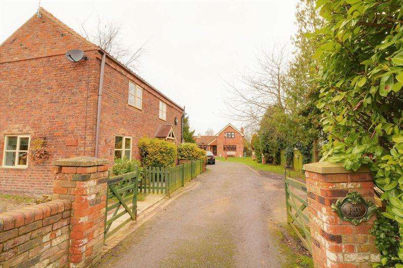 6 Bedrooms Village House for sale in Larch Lodge Vicarage Barn, Goxhill