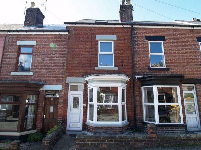 2 Bedrooms Terraced House for sale in 27 Plymouth Road. Abbeydale, Sheffield S7 2DE
