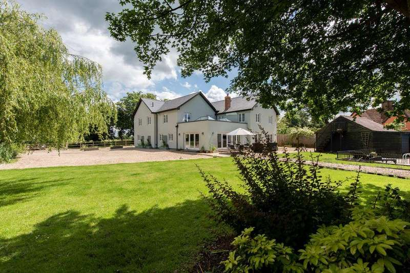 6 Bedrooms Detached House for sale in Pleshey