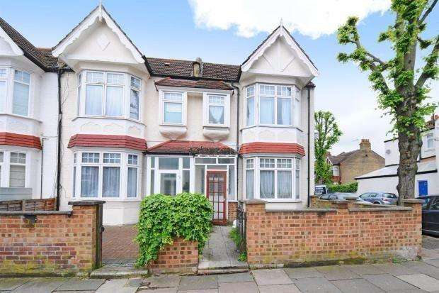 4 Bedrooms End Of Terrace House for sale in Northcroft Road W13