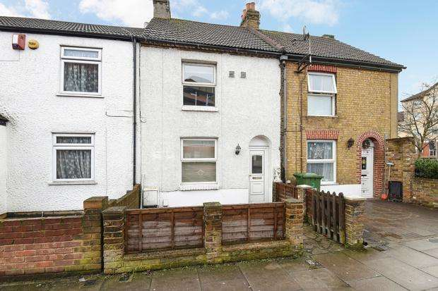 2 Bedrooms Terraced House for sale in Watling Street, Bexleyheath, DA6